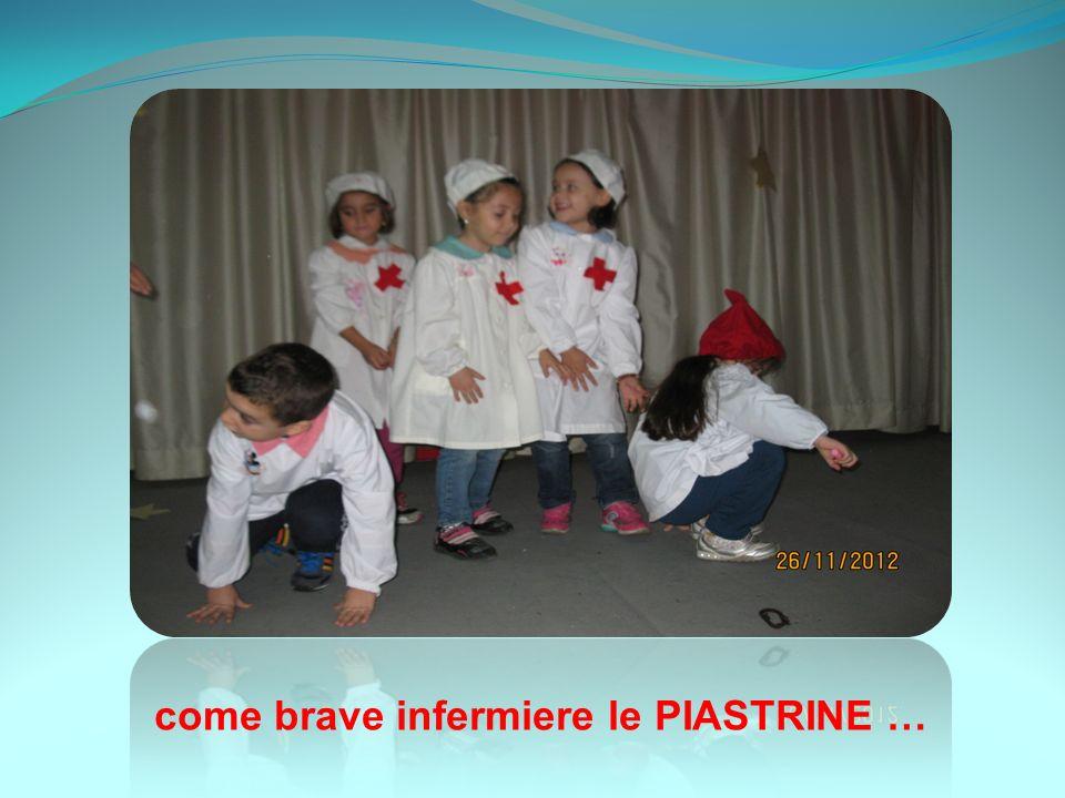 come brave infermiere le PIASTRINE …