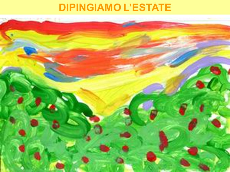 DIPINGIAMO LESTATE