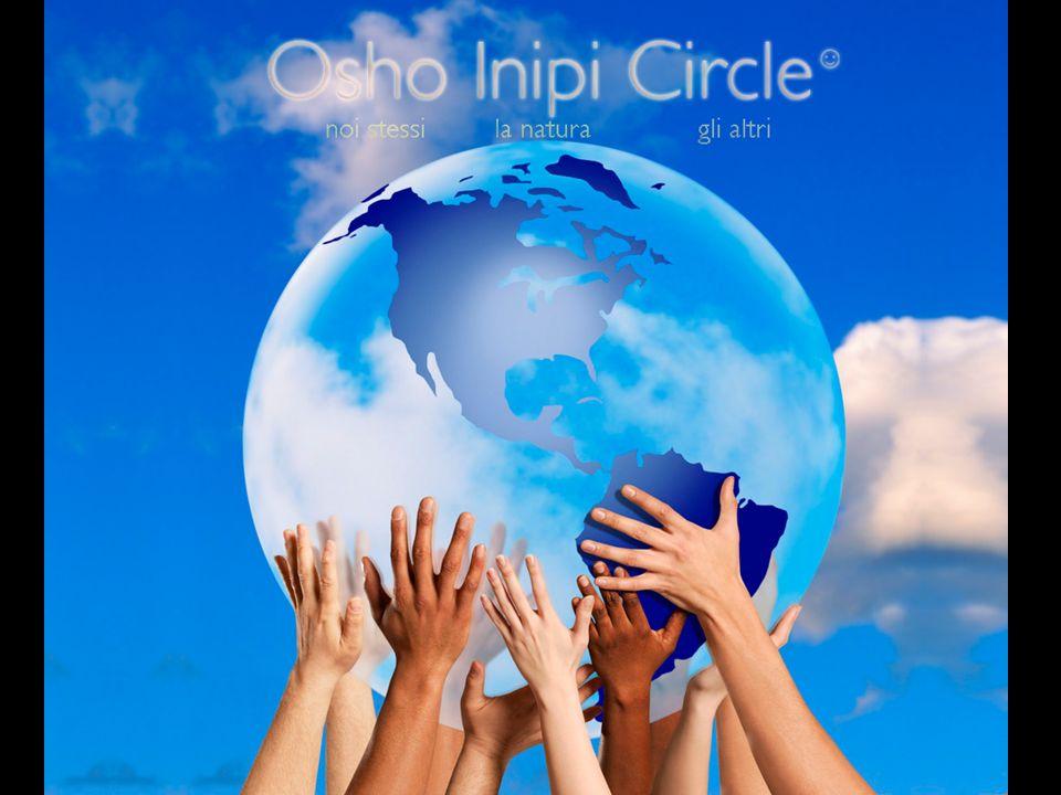 BASSO B A S S O Osho Inipi Circle Arshad e OIC Staff presenta UN BUDDHA VIENE DAL Varco di Samahin 2o11