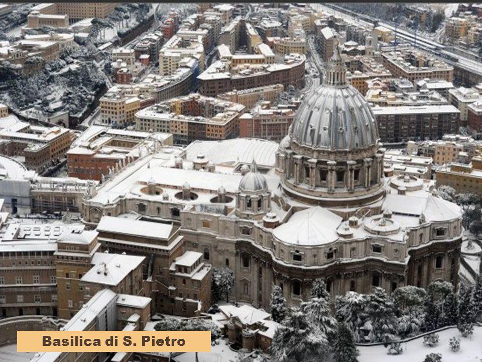Via della Conciliazione e Vaticano