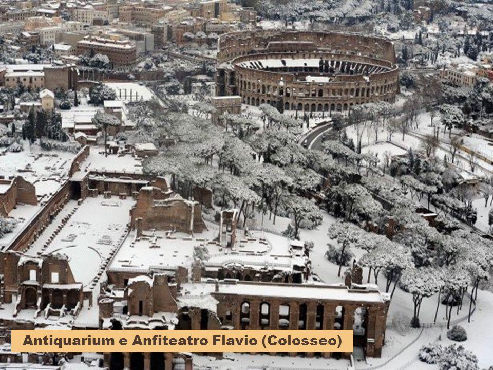 Corso Vittorio Emanuele II e, in fondo, Piazza Navona