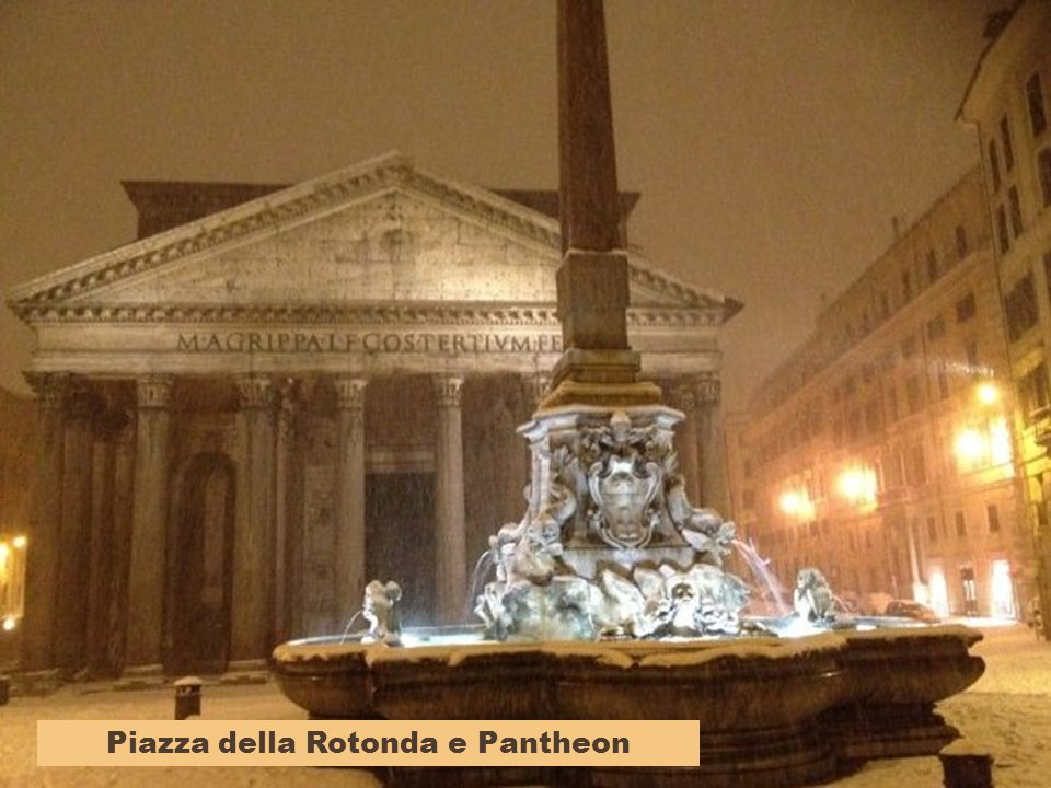Piazza Navona: Fontana del Moro