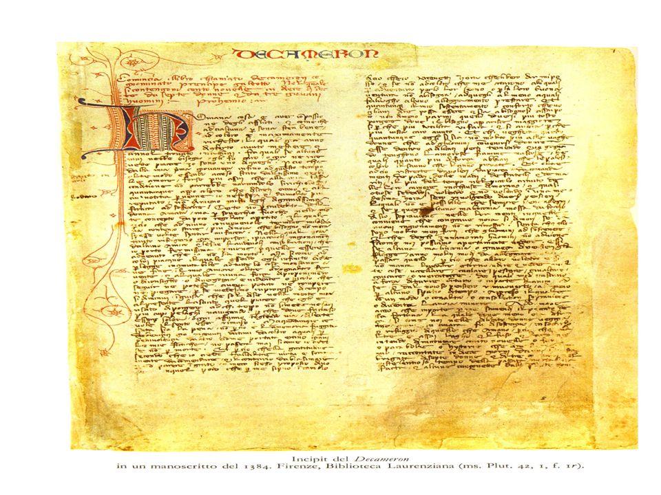 Conferma lamore per la lingua greca manifestato dallautore sin dalle sue opere giovanili (Filocolo, Filostrato) ed è plasmato sul modello dell Hexameron di SantAmbrogio, che narra in sei giorni la creazione.