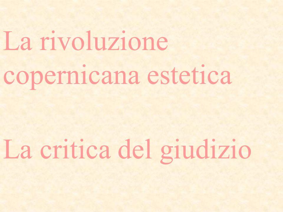 Cosa si intende per critica ? Cosa si intende per giudizio?