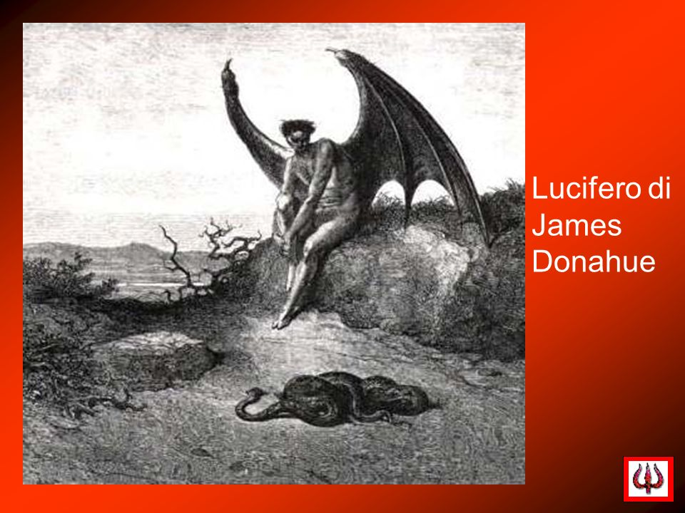 Lucifero di James Donahue