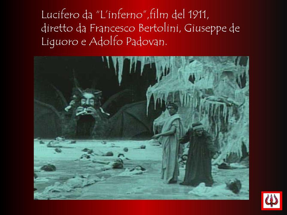Lucifero da Linferno,film del 1911, diretto da Francesco Bertolini, Giuseppe de Liguoro e Adolfo Padovan.