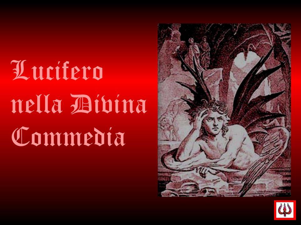 Lucifero nella Divina Commedia