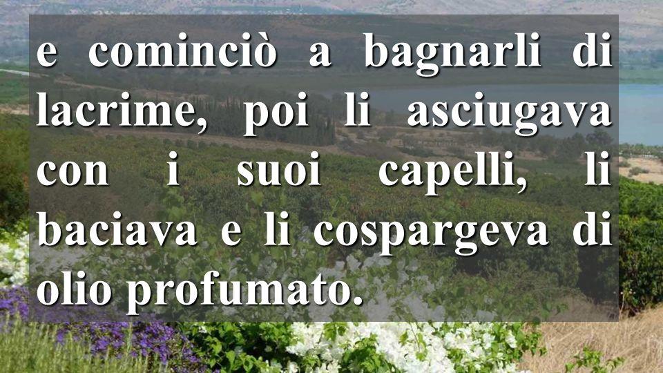 Peccare è parte della debolezza umana, PIANGERE i peccati è dono della Grazia Se ti accusi, Dio sempre ti perdona Vaso del sec I trovato a Magdala