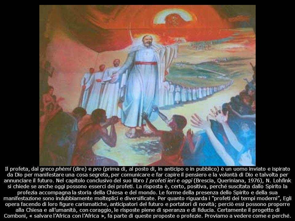 Da unidea di Severino Mastellaro Testi di Don Joseph Ndoum Elaborato da Gaetano Lastilla Musica: Nigrizia o morte - Ho visto un uomo