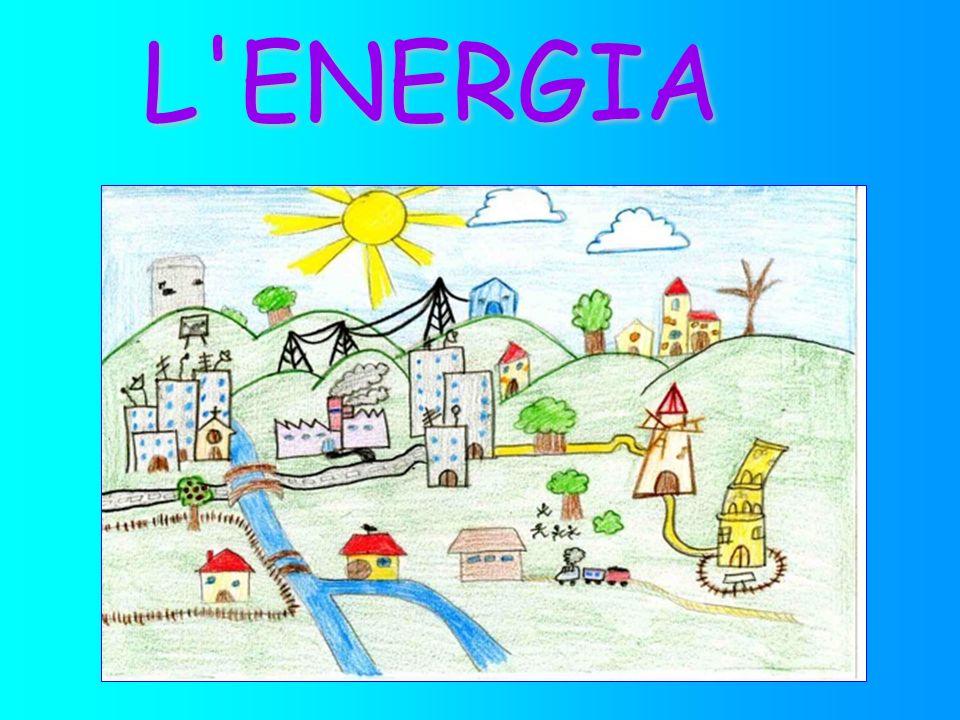 CHIMICAELETTRICAEOLICA GEOTERMICAIDRICAMECCANICA MUSCOLARENUCLEARETERMICA Tanti tipi di energie