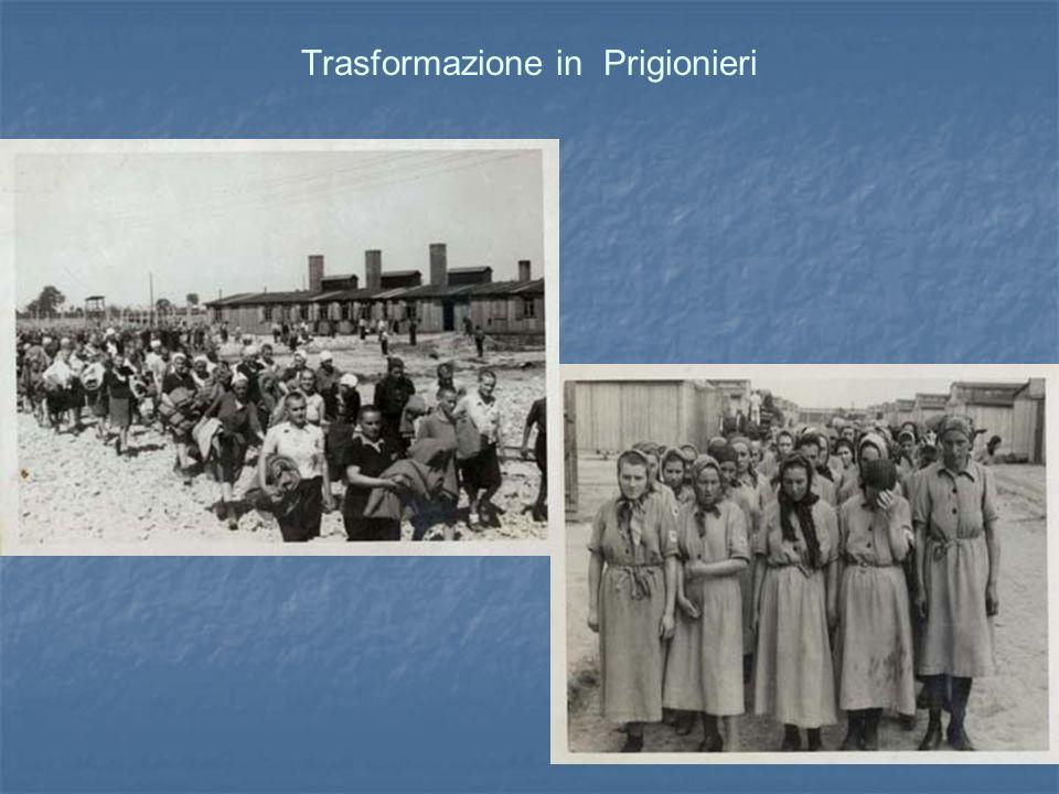 Trasformazione in Prigionieri