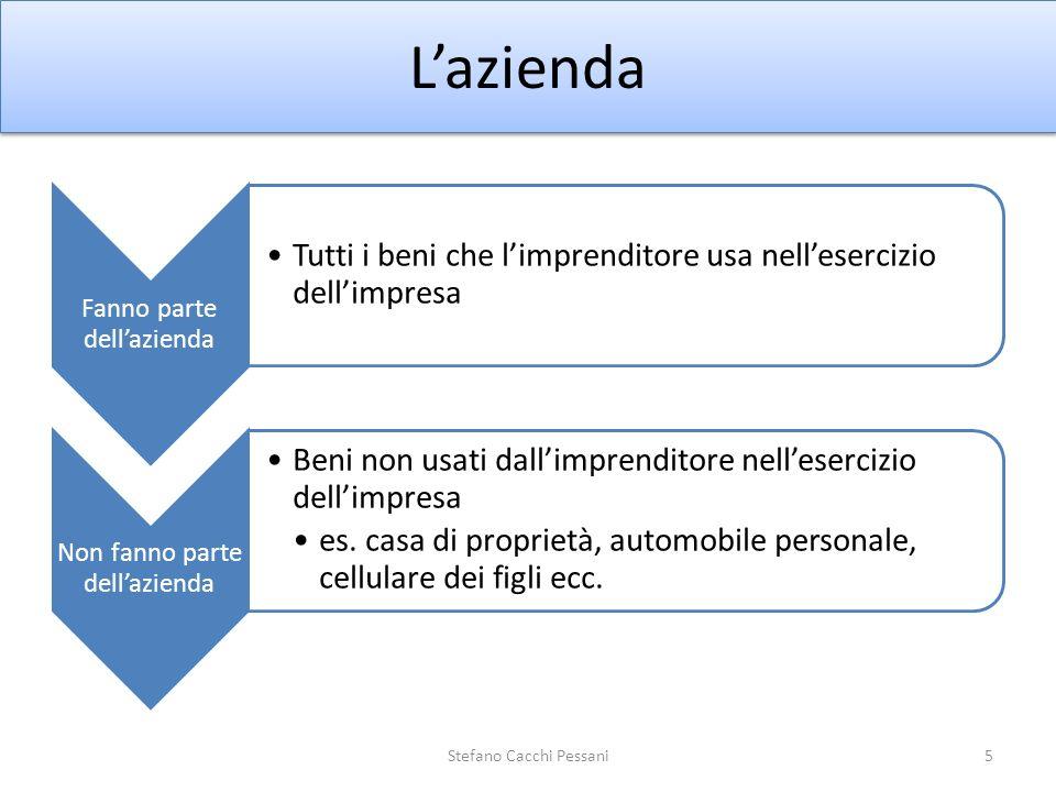 46 …(segue) … mancanza dei requisiti… NULLITÀ del marchio (art. 25 c.p.i.) Stefano Cacchi Pessani