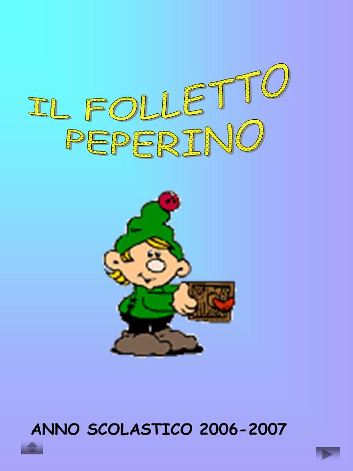 Il folletto Peperino è un percorso didattico interattivo, guidato, per promuovere la lettura, la comprensione e la scrittura.