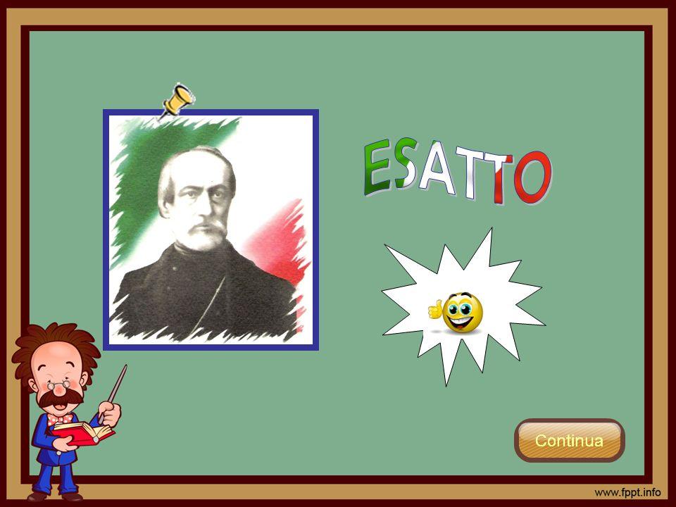 Uno dei padri della nostra Patria è stato Giuseppe Mazzini