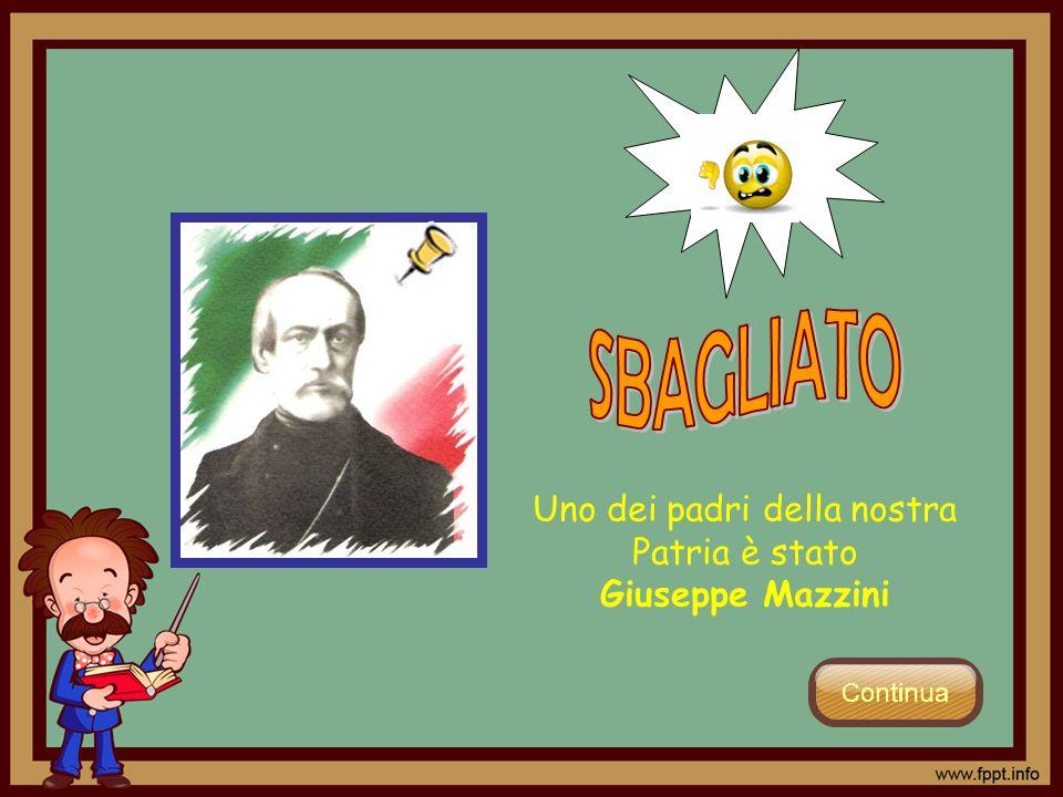 3.Quale movimento politico organizzò Giuseppe Mazzini.