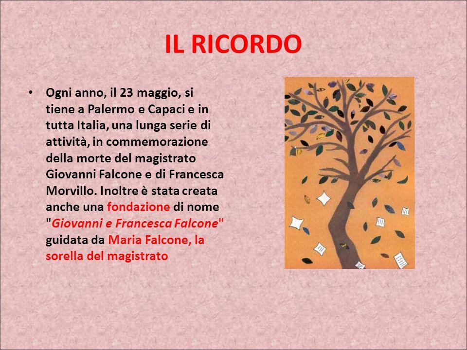 STRAGE DI VIA DAMELIO Il 19 luglio dello stesso anno un'autobomba esplode sotto casa di sua madre mentre Paolo Borsellino sta andando a trovarla.