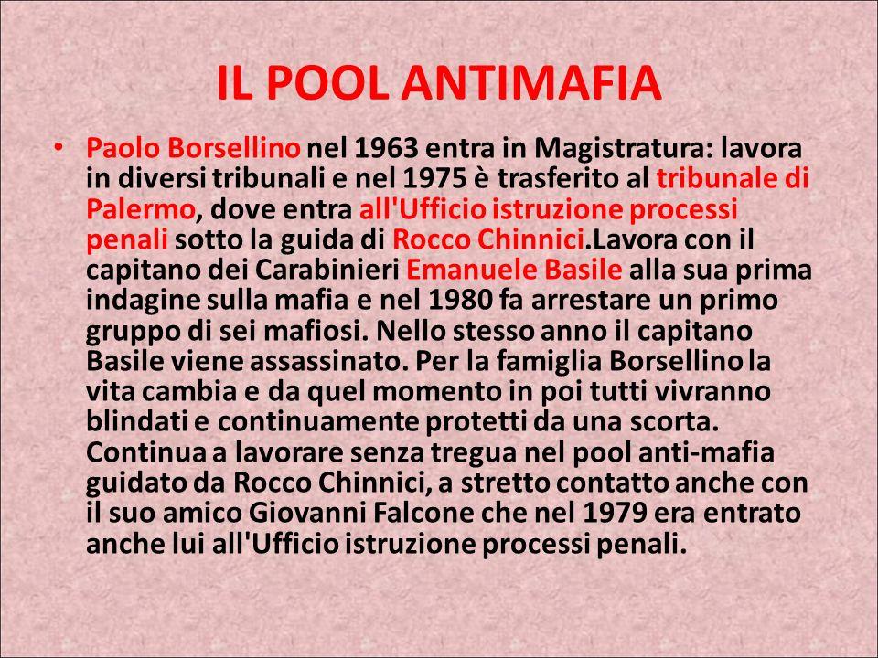 LOTTA ALLA MAFIA GIUSEPPE MONTANA Giuseppe Montana, nato ad Agrigento nel 1951, si trasferì poi a Catania dove crebbe.
