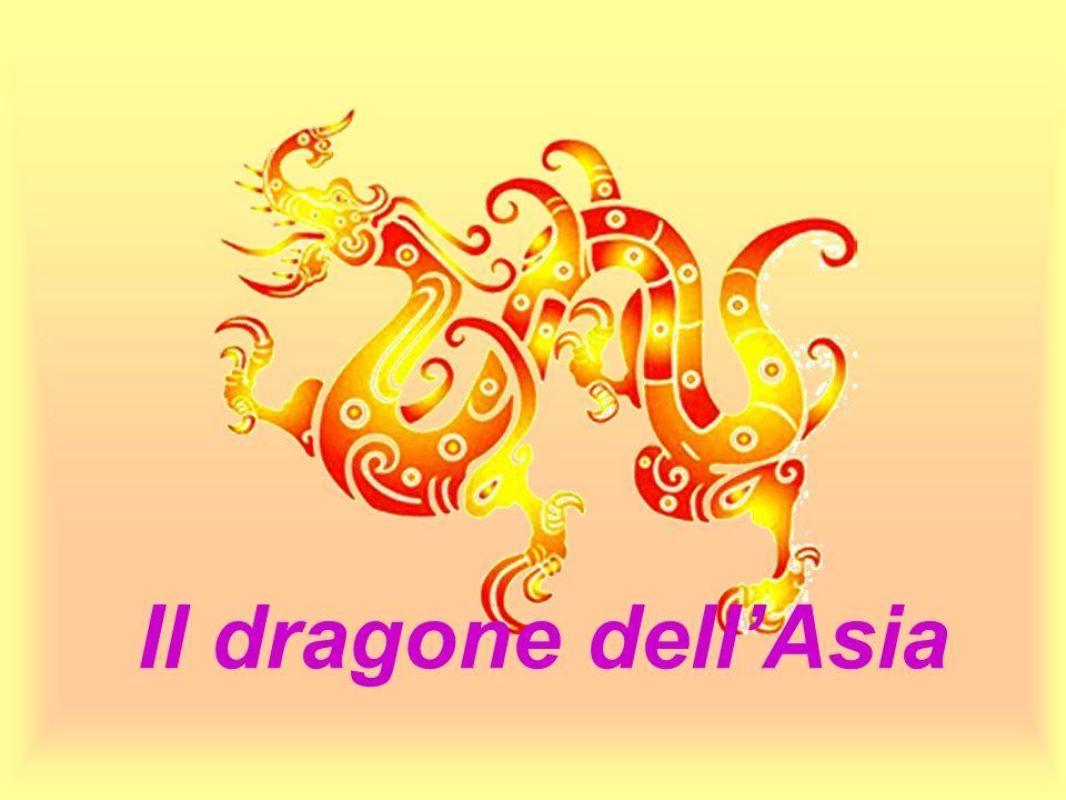 Il dragone dellAsia