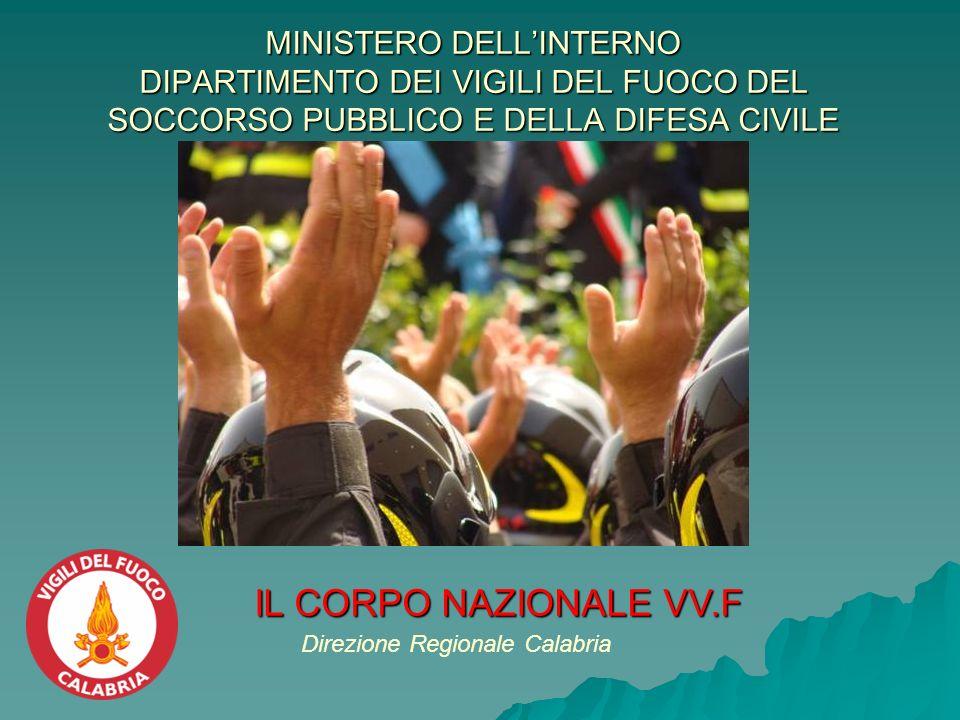 Il Corpo Nazionale dei Vigili del Fuoco si è dotato di esperti di comunicazione in ciascuna delle sedi territoriali.