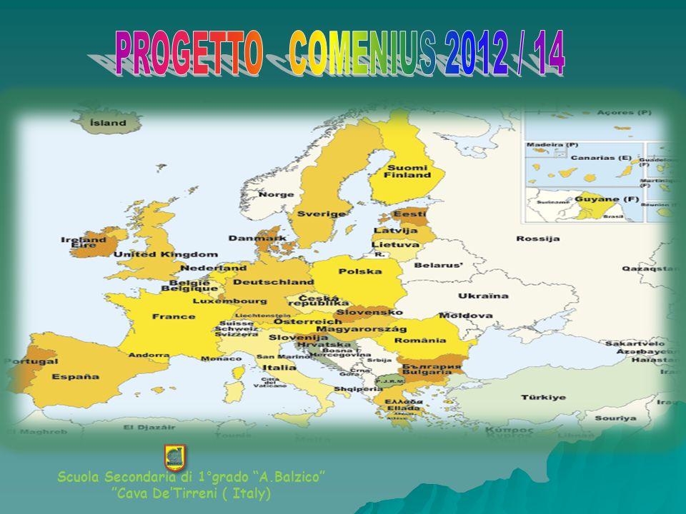 Scuola Secondaria di 1°grado A.Balzico Cava DeTirreni ( Italy)