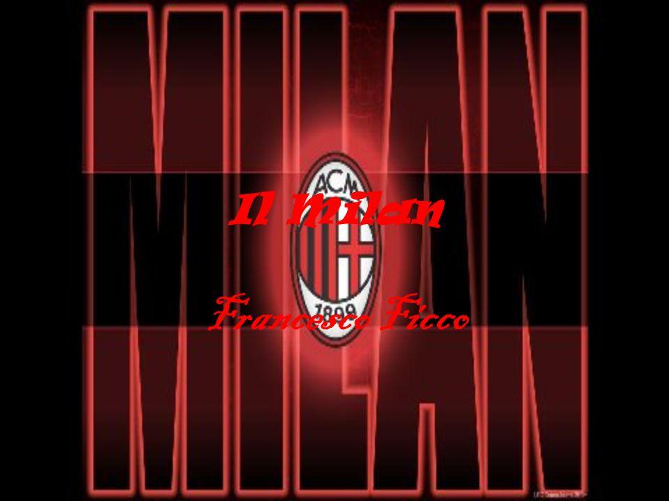 1 Il Milan Francesco Ficco