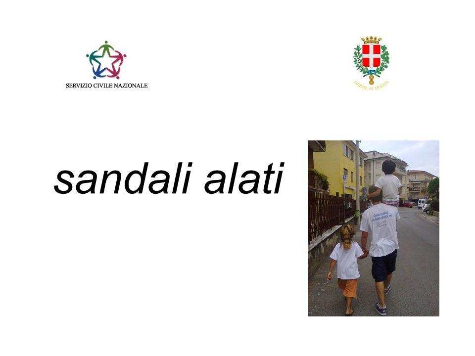 sandali alati obiettivi fondamentali: migliorare linserimento sociale dei gruppi rom e sinti, in particolare dei bambini e ragazzi.