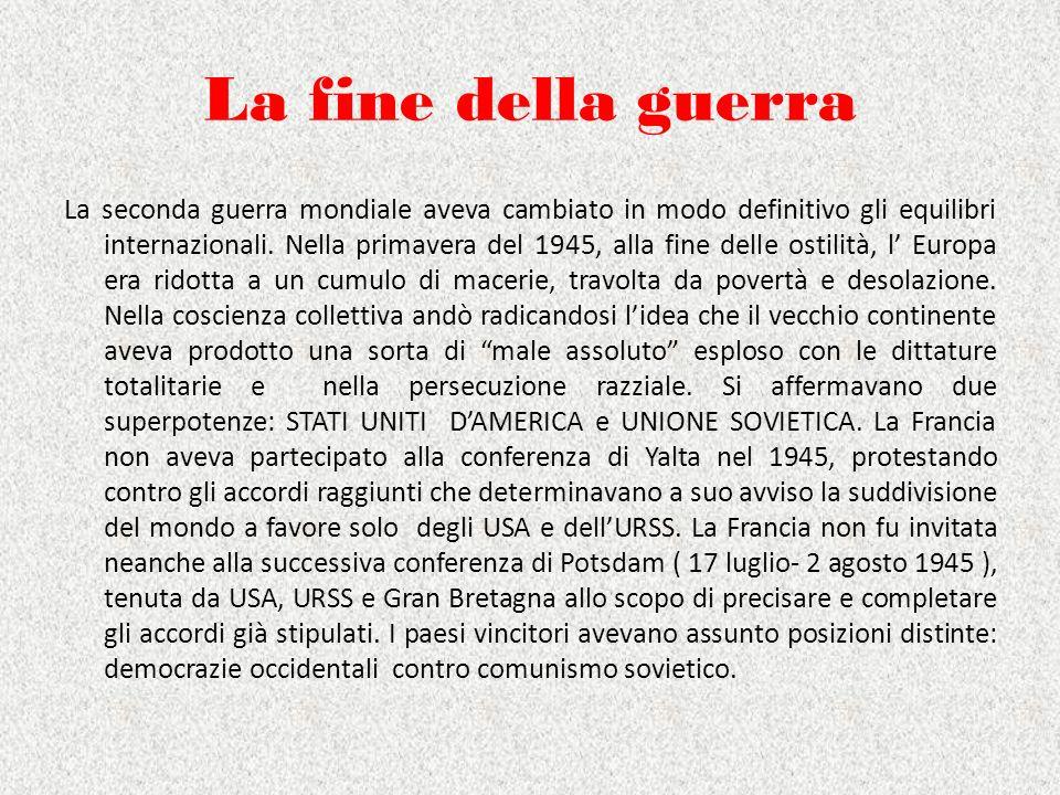 LItalia diversa 2 giugno 1946 Con il referendum gli italiani furono chiamati a scegliere tra monarchia e repubblica.