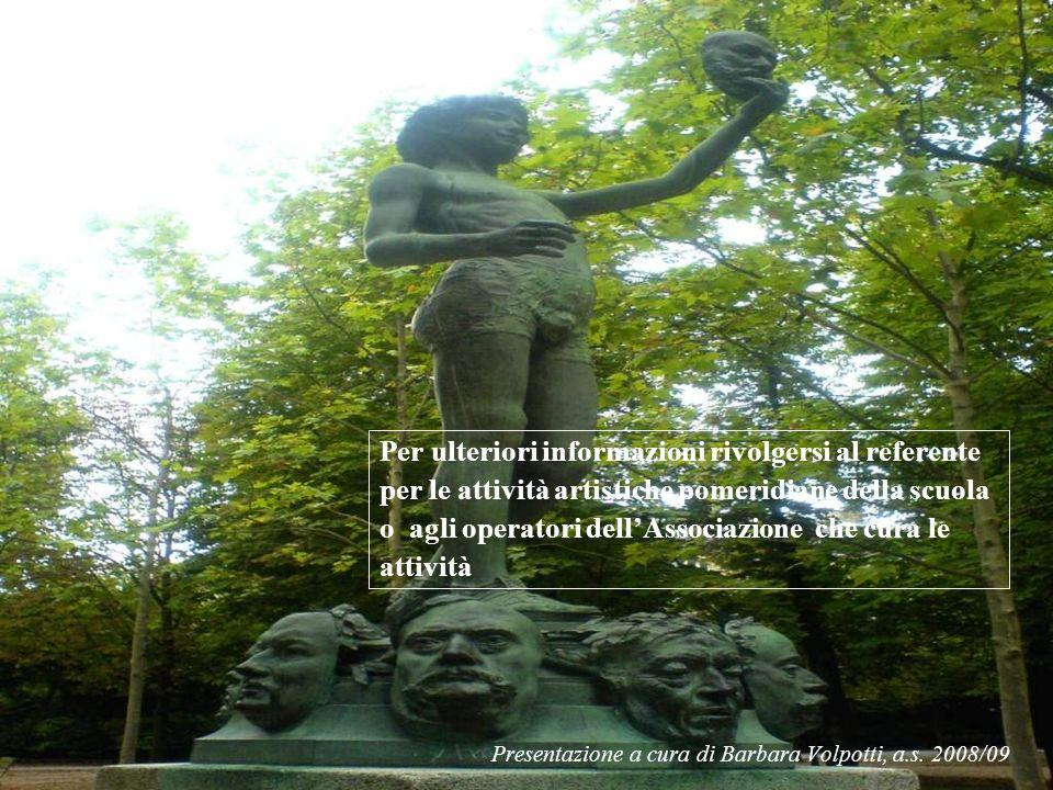 Presentazione a cura di Barbara Volpotti, a.s.