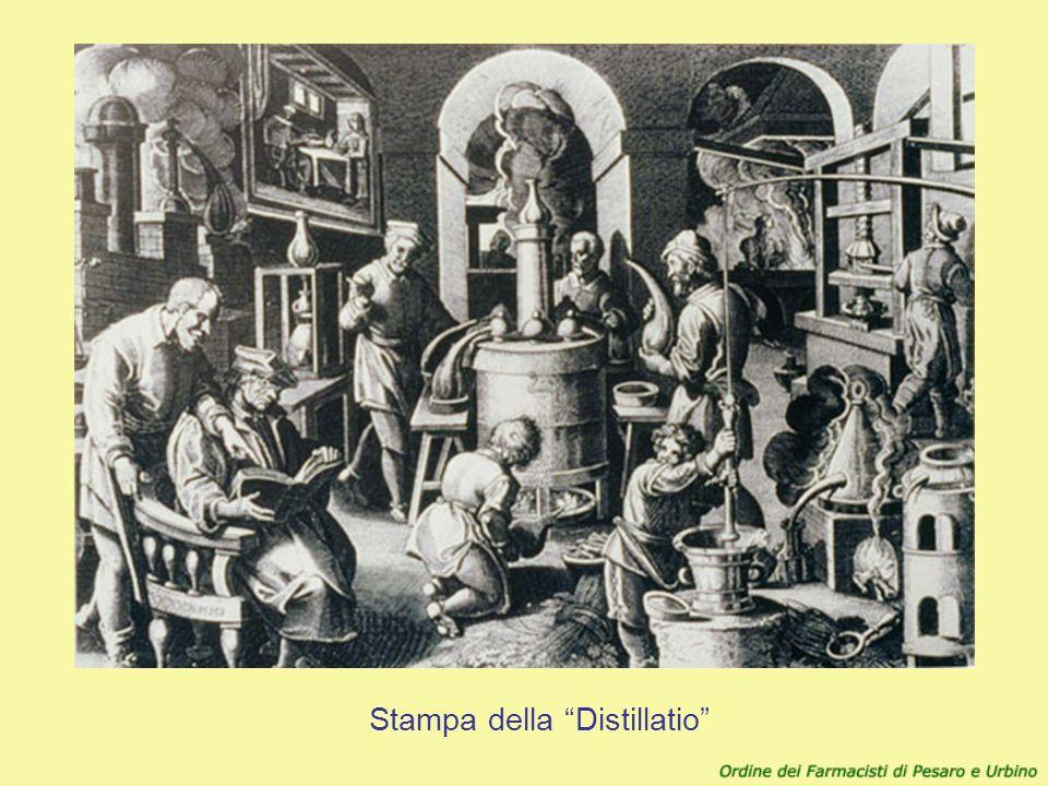 Stampa della Distillatio