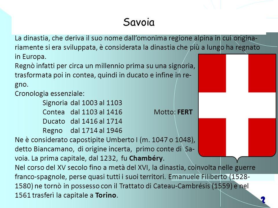 21 Originariamente, sia la Contea che il Ducato controllavano gli attuali dipartimenti francesi della Savoia, dellAlta Savoia e delle Alpi Maritti- me, oltre a numerosi possedimenti s sul versante italiano delle Alpi, in V Valle dAosta e in una zona margi- g nale del Piemonte comprendente Pinerolo, Savigliano, Fossano, Cu- neo e Torino; la parte restante del s Piemonte era soggetta varie signo- rie subalpine (di Monferrato, di Sa luzzo), mentre il Novarese appar- teneva al Ducato di Milano degli Sforza.