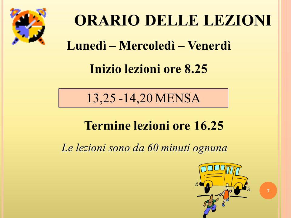 6 Baccanari Luca Capeccia Serena Cerreti Giada Lucarelli Simone Palombo Alessandro Pizzi Giorgia Puscasu Lavinia Rocchi Michela Seri Francesca GLI ALU
