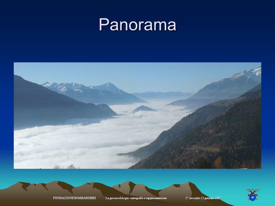 FONDAZIONE BOMBARDIERI La geomorfologia: cartografie e rappresentazione 2° incontro 13 gennaio 2005 Glaciazioni