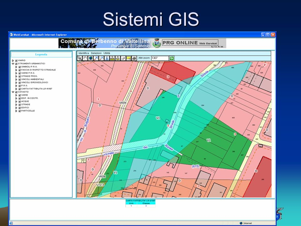 FONDAZIONE BOMBARDIERI La geomorfologia: cartografie e rappresentazione 2° incontro 13 gennaio 2005