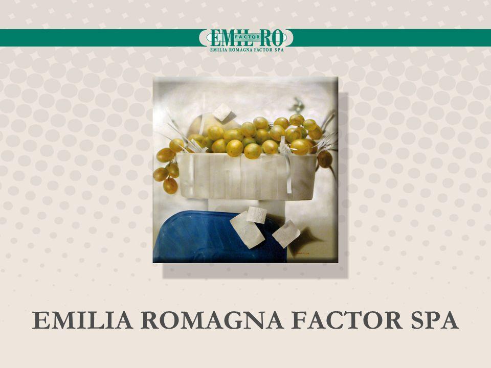EMILIA ROMAGNA FACTOR SPA