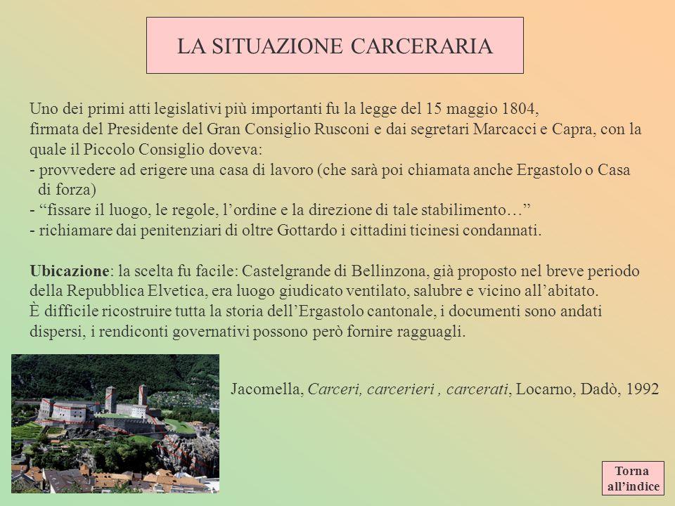 La storia dell'Archivio cantonale, sorto per esigenze amministrative, è legata alla nascita del Canton Ticino nel 1803. Fino al 1882 l'archivio non eb