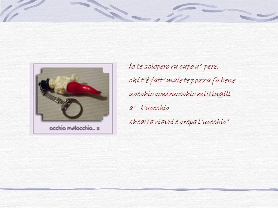 Anche i vip fanno le corna! Rosaria ed Emilia La patente Gennaro e Gerardo Psicologia e psicopatologia della superstizione Aniello ed Annalisa I figli