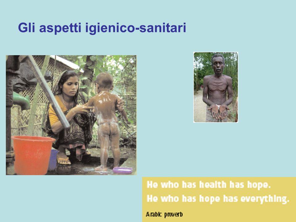Gli aspetti igienico-sanitari
