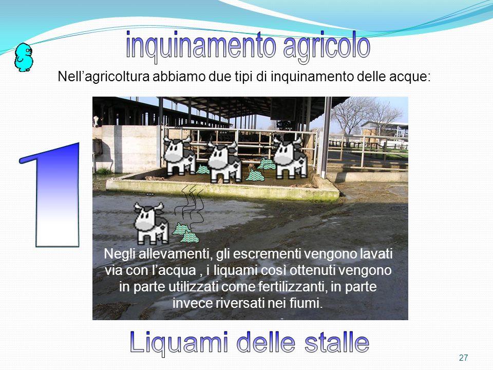 26 uso civile agricolo industriale termico idrocarburi piogge acide