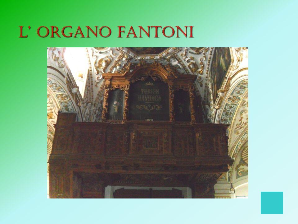 L organo Fantoni
