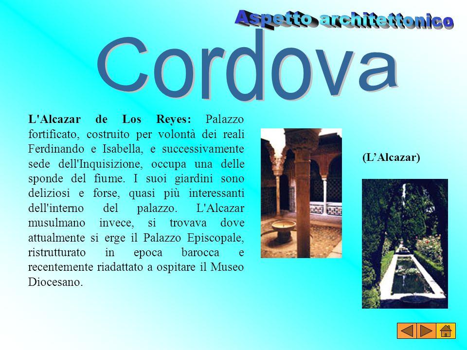 La Moschea-Cattedrale è il centro nevralgico della Cordova storica e punto di riferimento obbligatorio per il turista.