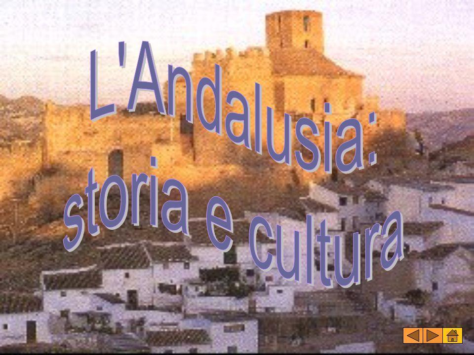 Almeria: al centro della baia omonima, la città di Almeria è circondata di montagne che la proteggono dai venti del nord.