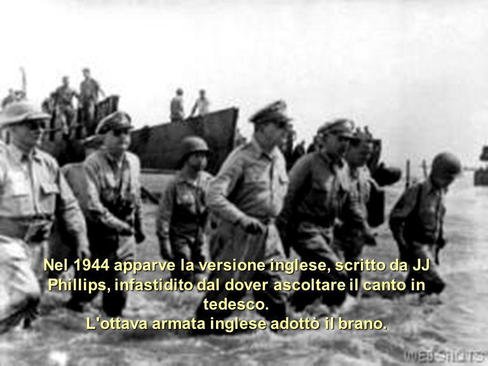 Dopo l'occupazione tedesca della Jugoslavia, il direttore di una radio tedesca situata a Belgrado, il giovane tenente Karl- Heinz Reintgen, ha iniziat