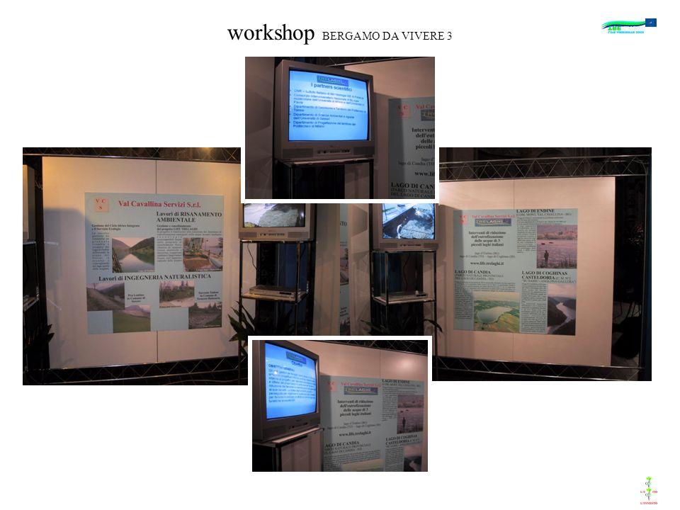 workshop BERGAMO DA VIVERE 3