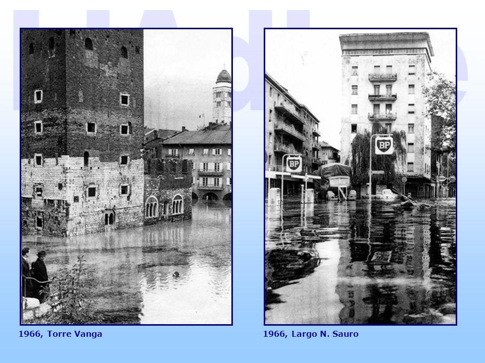 1966, Torre Vanga1966, Largo N. Sauro