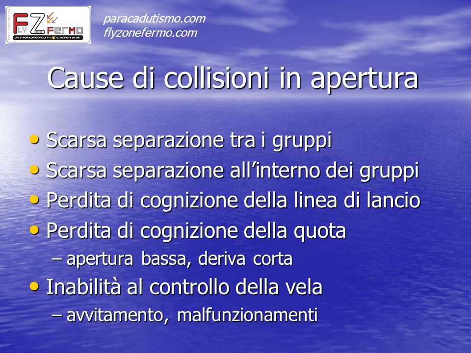 Avvolto paracadutismo.com flyzonefermo.com