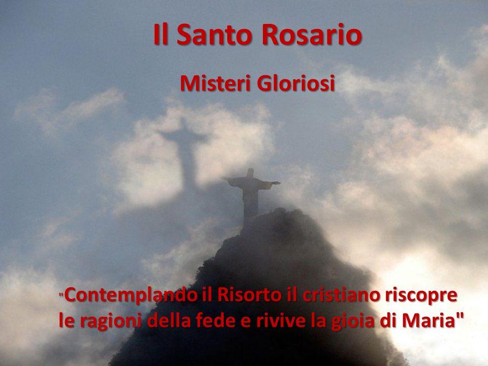 5° Mistero La Crocifissione e Morte di Gesù Cristo Quando fu mezzogiorno, si fece buio su tutta la terra, fino alle quindici .