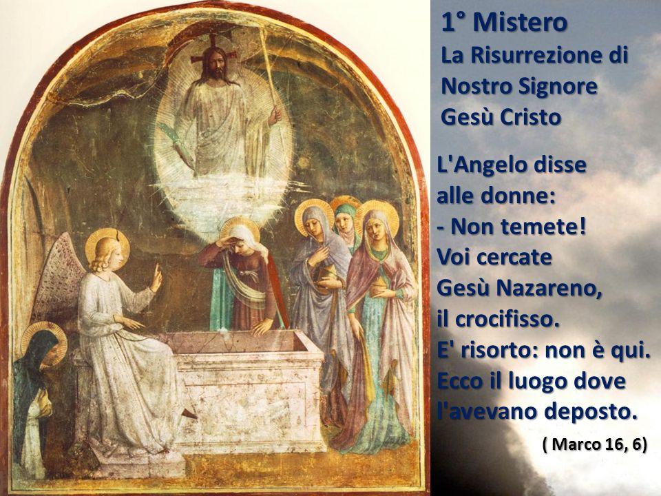 Il Santo Rosario Misteri Gloriosi