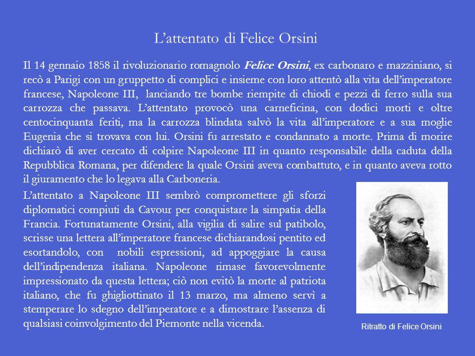 La guerra di Crimea Loccasione per affacciarsi alla ribalta internazionale e prospettarvi il problema italiano si presentò a Cavour con la guerra che