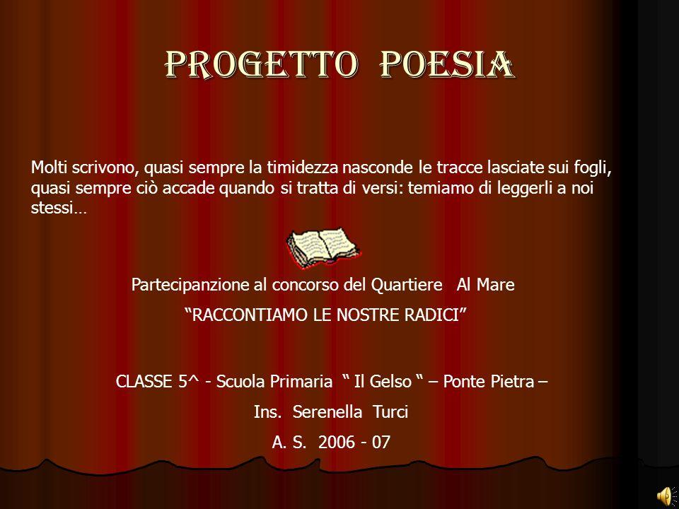 Il paese dove abito io Ponte Pietra Il paese dove abito io Un bambino di dieci anni.