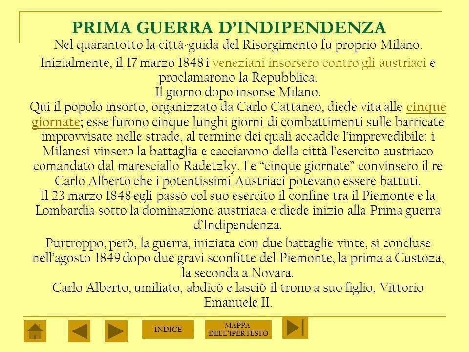 LA SPEDIZIONE DEI MILLE La notte tra il 5 e il 6 maggio 1860, Garibaldi si imbarcò da Quarto, in Liguria, al comando di circa mille volontari, per raggiungere la Sicilia.